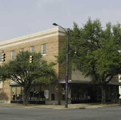 Sterchi Building in Uptown Shelby